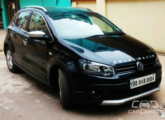 Volkswagen CrossPolo 1.2 TDI